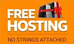 Truehost Cloud: Free Webhosting Offer