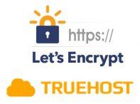 Truehost Cloud + Free Let's Encrypt SSL Partnership