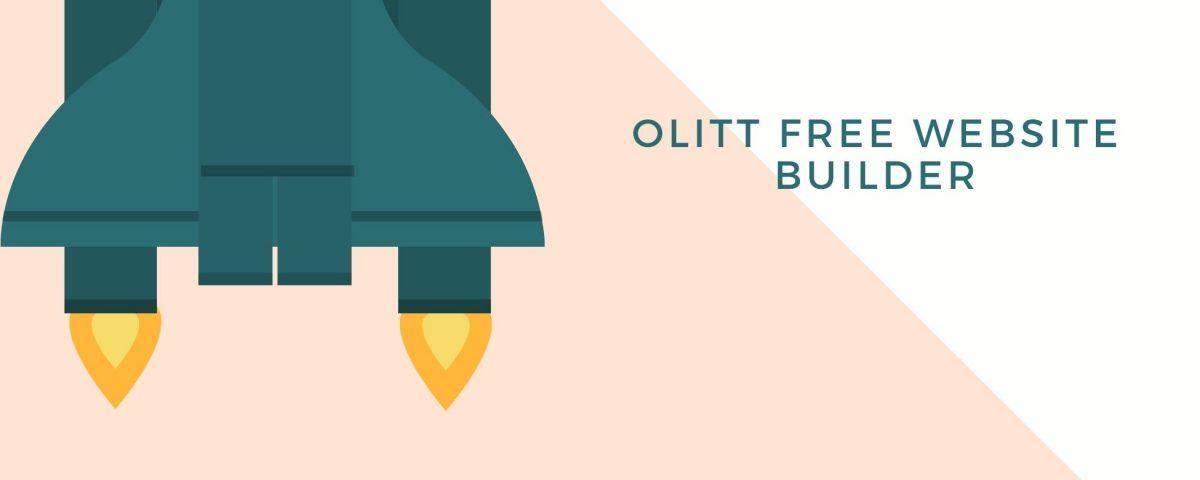 Olitt Free Website Builder
